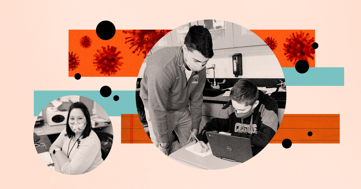 Schools face a substitute teacher crisis. These districts are getting creative to fix it.