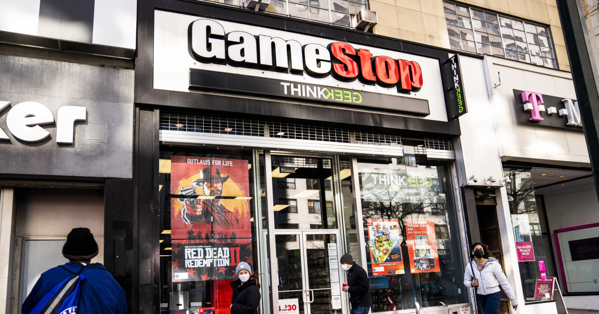 GameStop shares spike, stopped multiple times as Reddit favorites rally  thumbnail