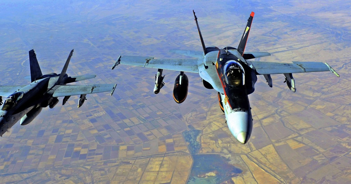 Biden orders airstrikes in Syria, retaliating against Iran-backed militias