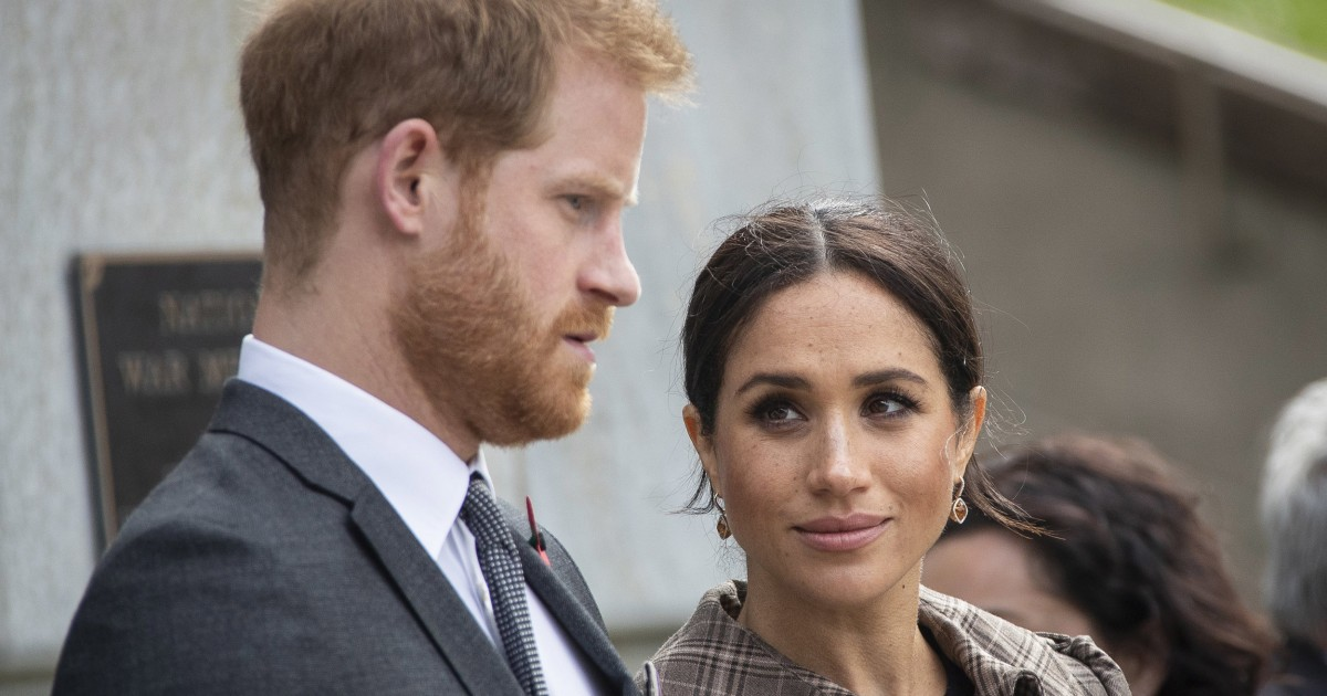 Prince Harry says 'toxic' British media drove him and Meghan to split from royal family