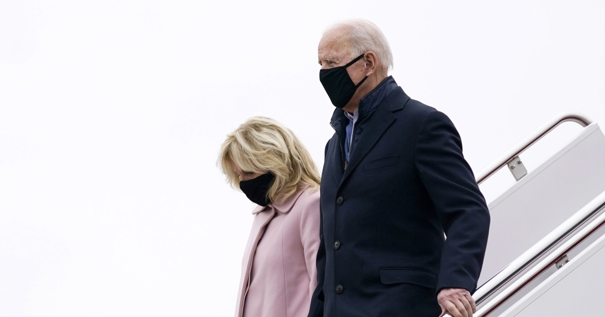 Biden, first lady to travel to Texas as state recovers from historic winter storm
