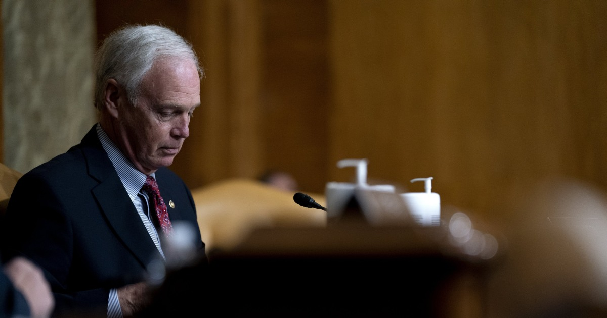 Business news  news latest news  business updates What's next for Wisconsin Republicans? Ron Johnson holds the key thumbnail