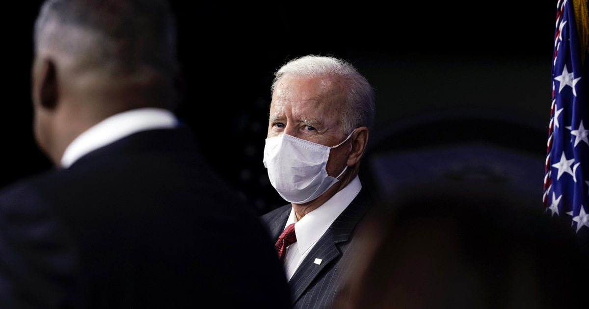 Biden called off strike against second target in Syria to avoid killing civilians, say officials - NBC News