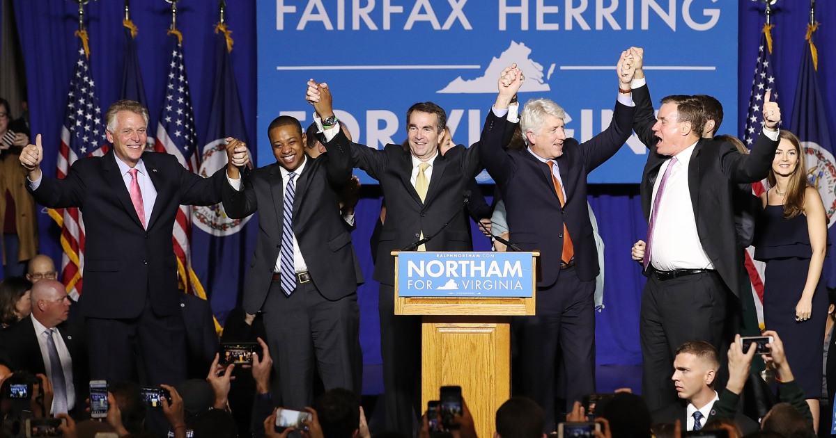 Virginia's contest for governor could again offer hints of the nation's political future