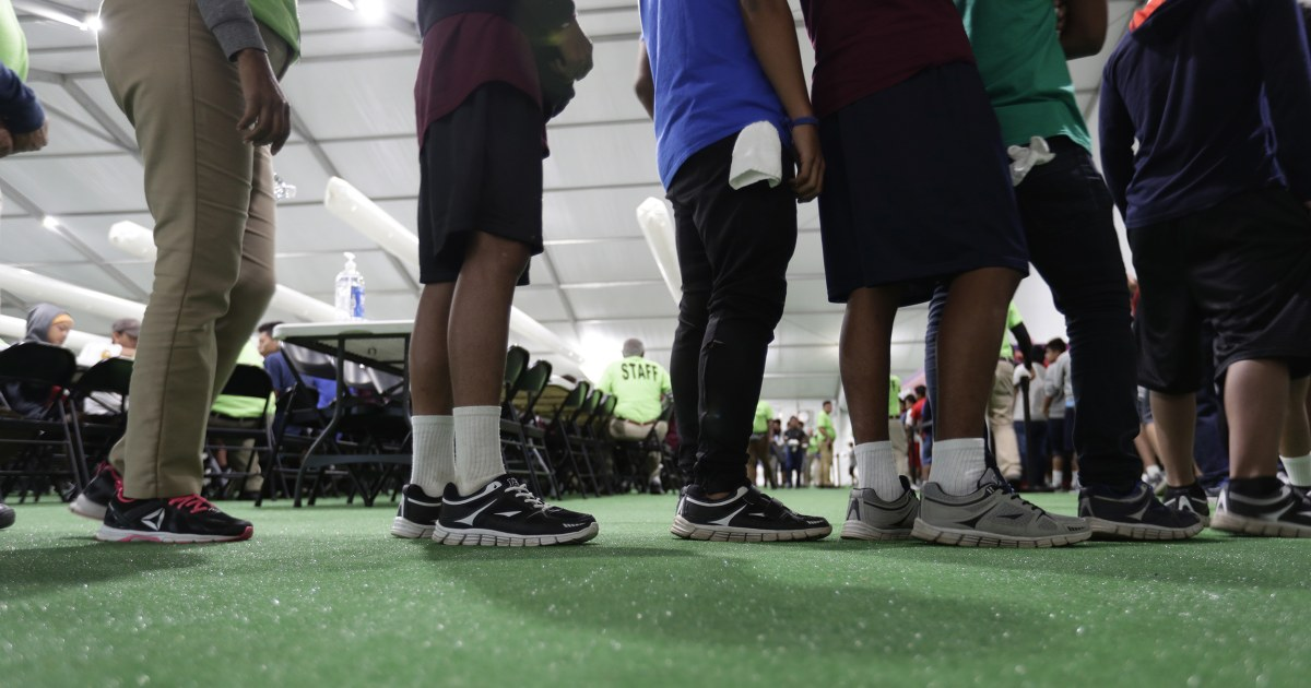 FEMA ordered to help with influx of migrant children at U.S.-Mexico border - NBC News