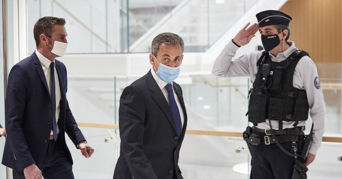 Nicolas Sarkozy, former French president, receives jail sentence for corruption - NBC News