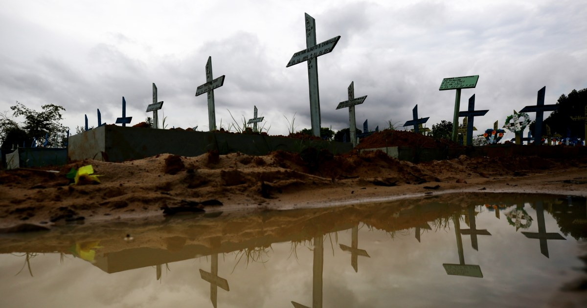Brazil's Indigenous communities mourn elders' deaths and the loss of their knowledge