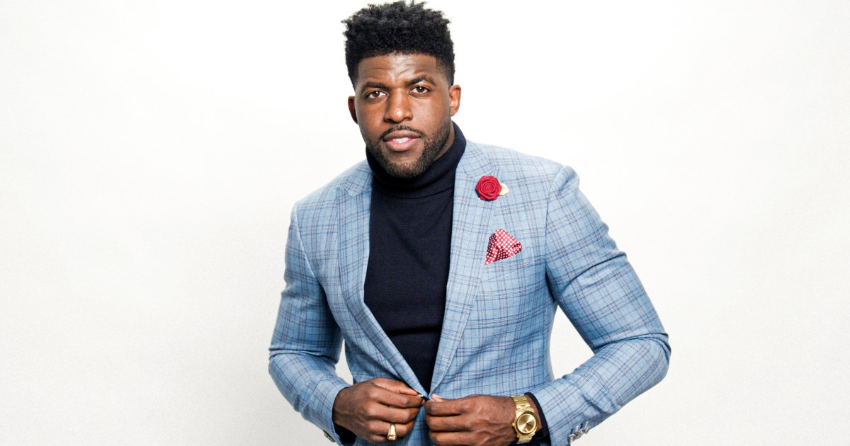 Emmanuel Acho will replace Chris Harrison on 'The Bachelor: After the Final Rose' - NBC News