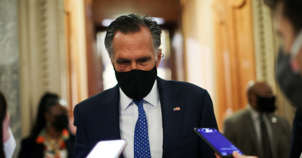 Romney recovering after weekend fall left him with stitches, bruises