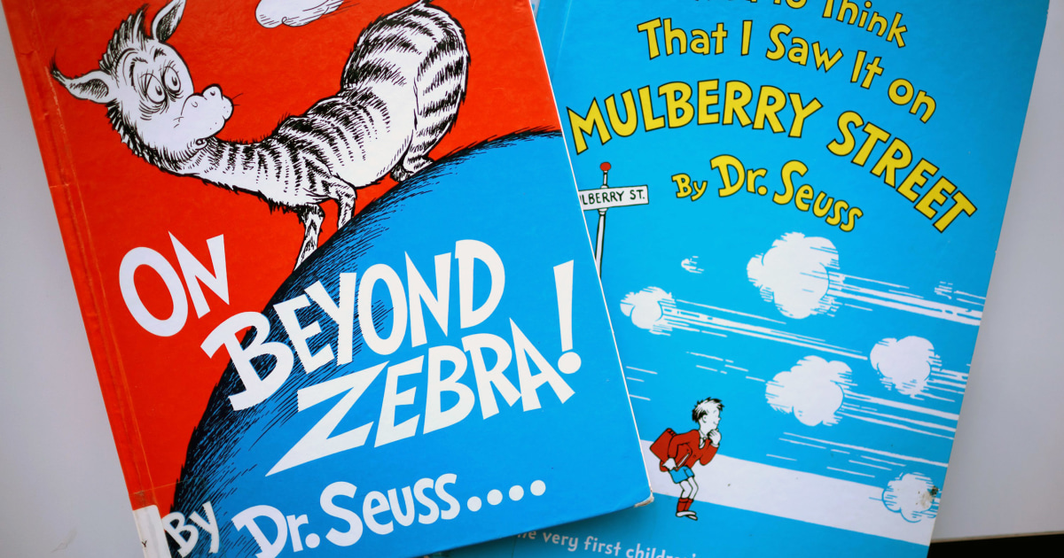 The reckoning with Dr. Seuss' racist imagery has been years in the making - NBC News