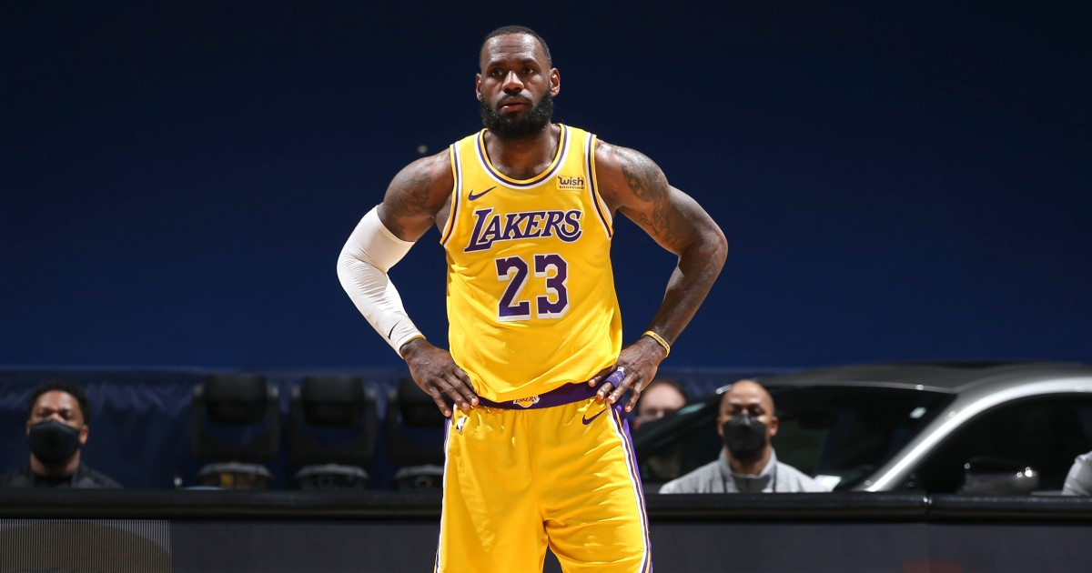 LeBron James launches new ad for campaign to protect Black voting rights