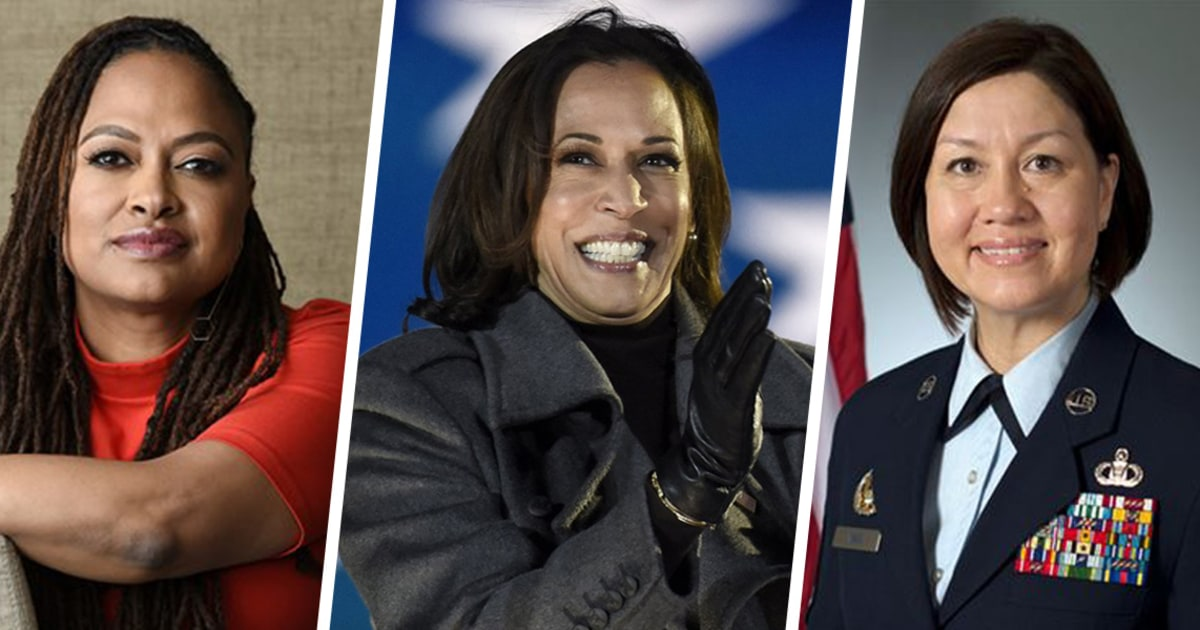 8 awe-inspiring women who are making history RIGHT NOW