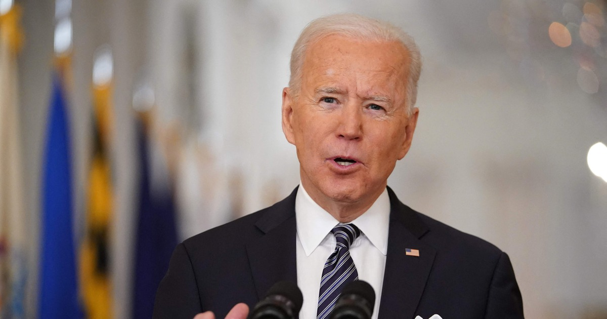 www.nbcnews.com: Biden says hate crimes against Asian Americans are 'un-American' and that they 'must stop'