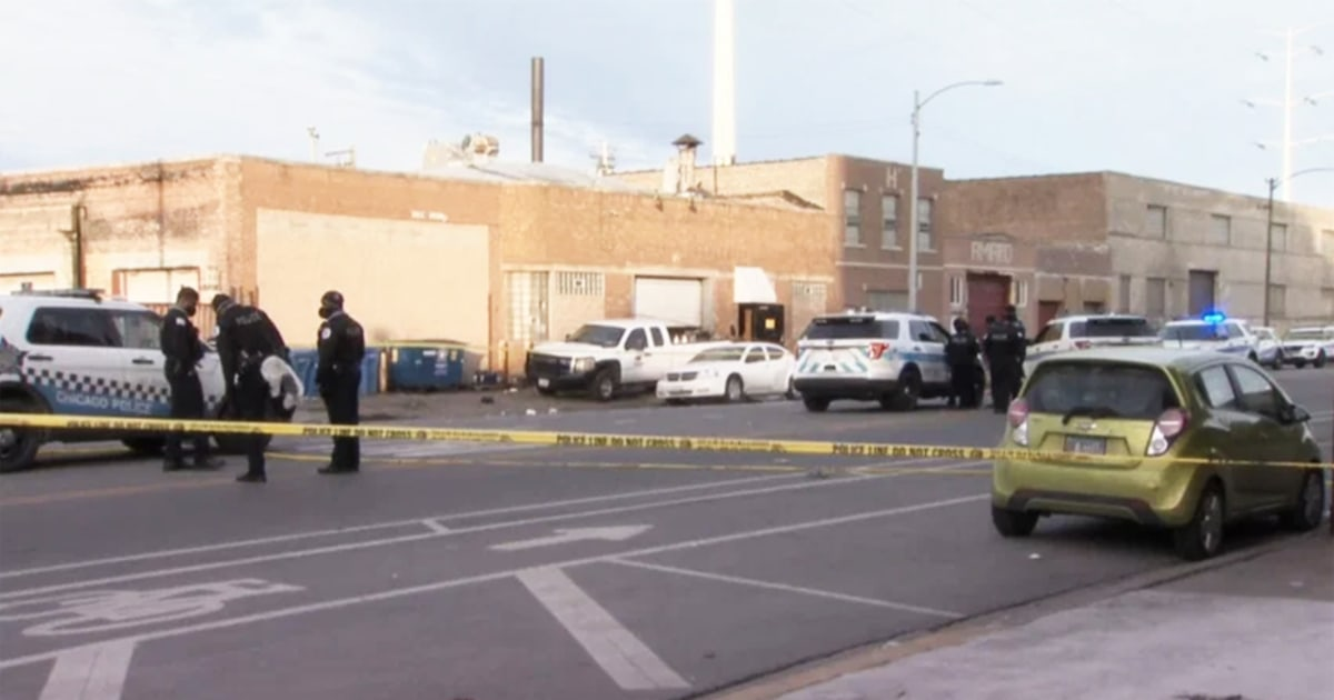 13 shot, 2 dead after shooting breaks out at Chicago party