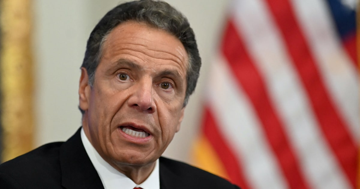 Cuomo reportedly told officials to prioritize Covid testing for some relatives powerful people – NBC News