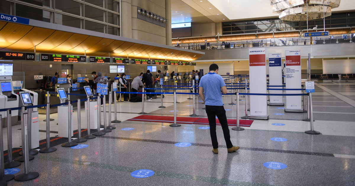 Can airports meet the challenge of a surge in summer travelers?