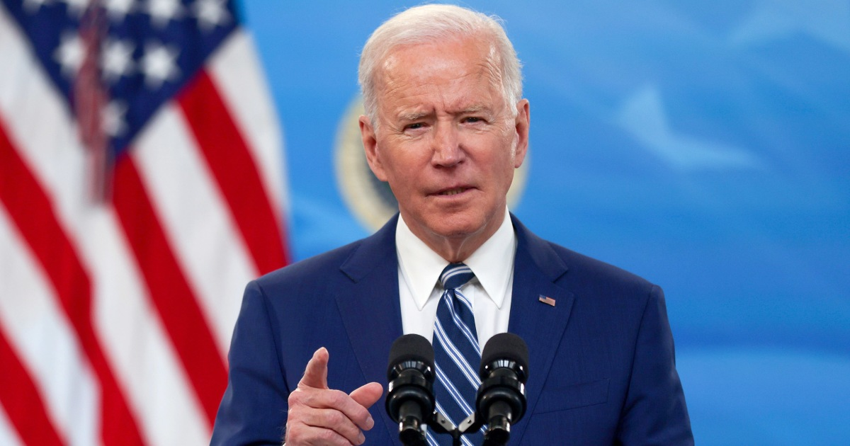 www.nbcnews.com: Biden names diverse slate of nominees in first effort to reshape federal courts