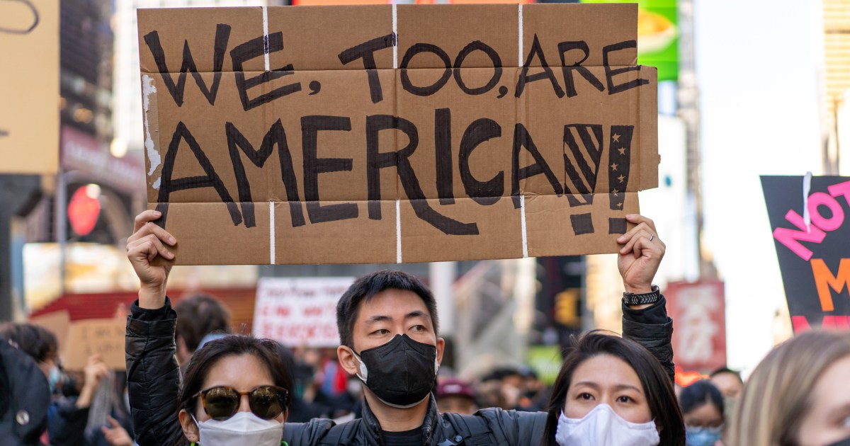www.nbcnews.com: Asian Americans are least likely to report hate incidents, new research shows