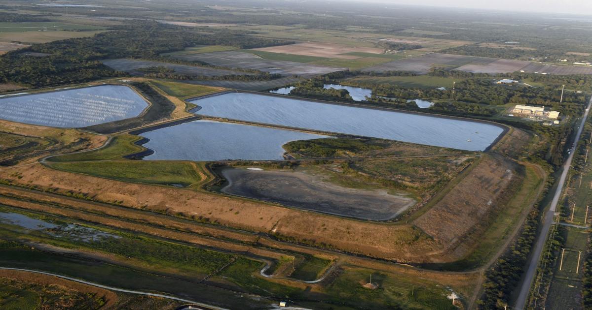 Florida reservoir leaking toxic wastewater demonstrates decades of regulatory failure environmental activists say – NBC News