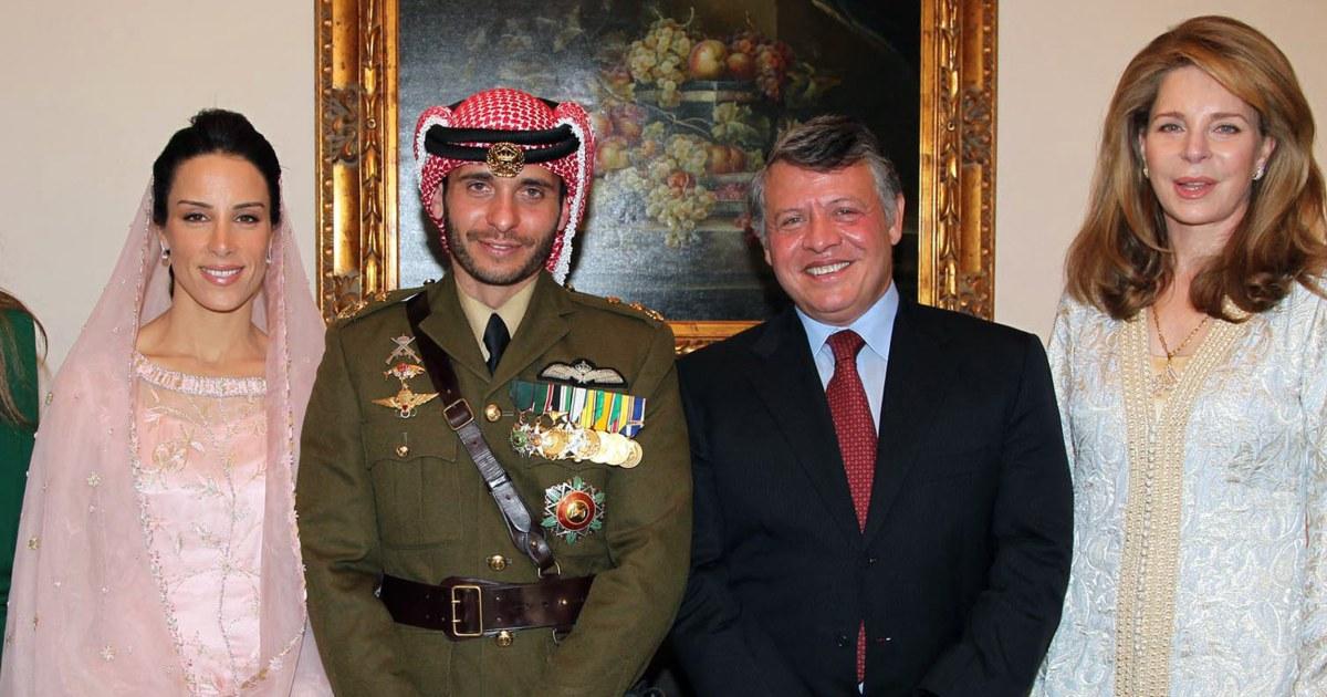 Jordan's royals resolve family feud, lawyer says