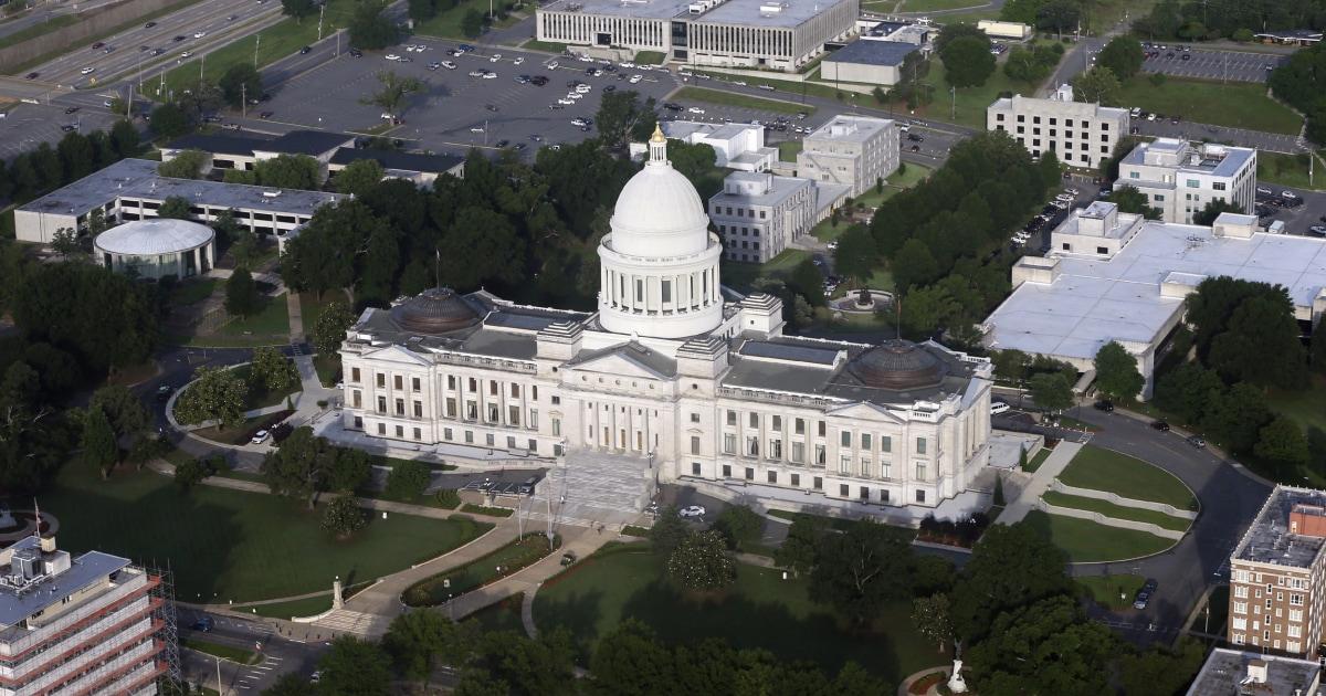 Arkansas legislators override veto enact transgender youth treatment ban – NBC News