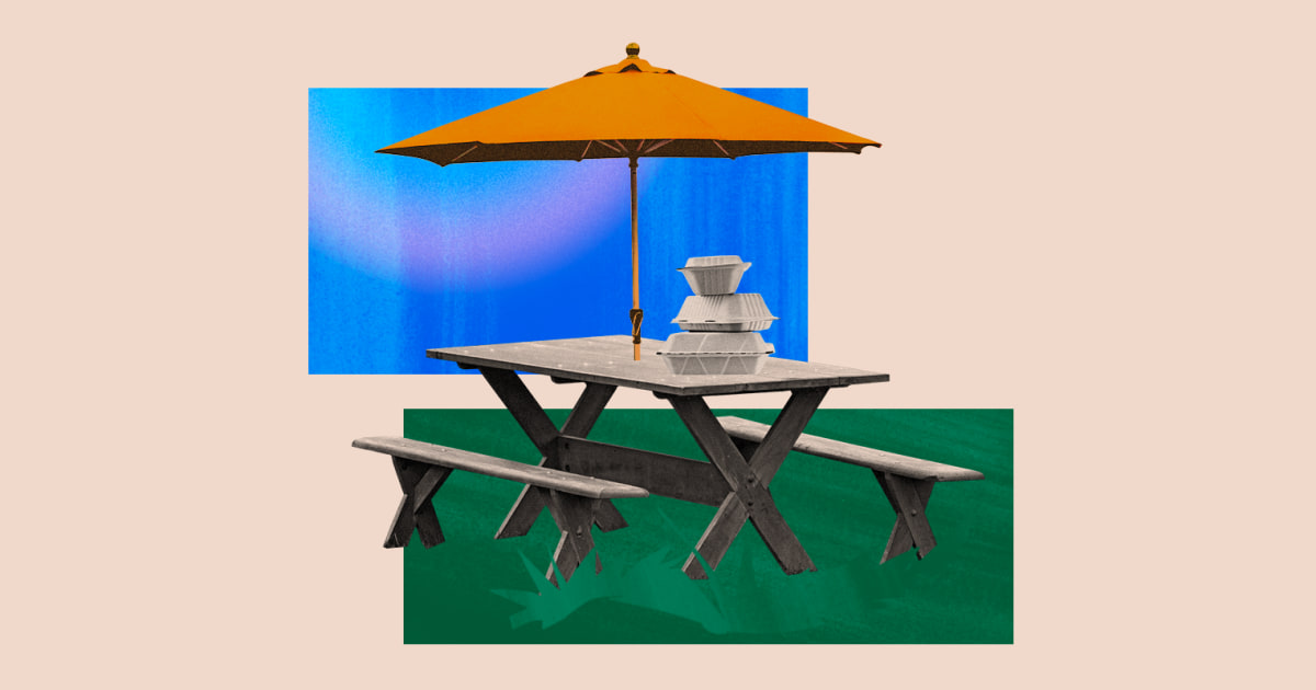 Even post-Covid, outdoor dining should keep going. Our staid restaurant culture has to evolve.