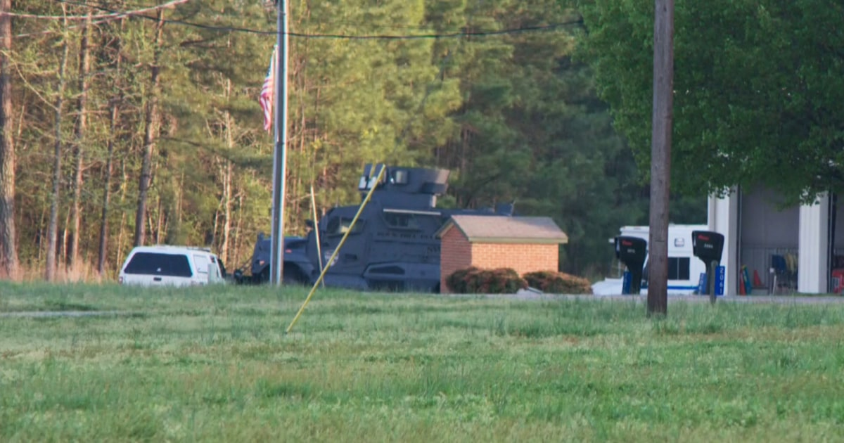 Five including doctor and his two grandchildren killed in South Carolina shooting – NBC News