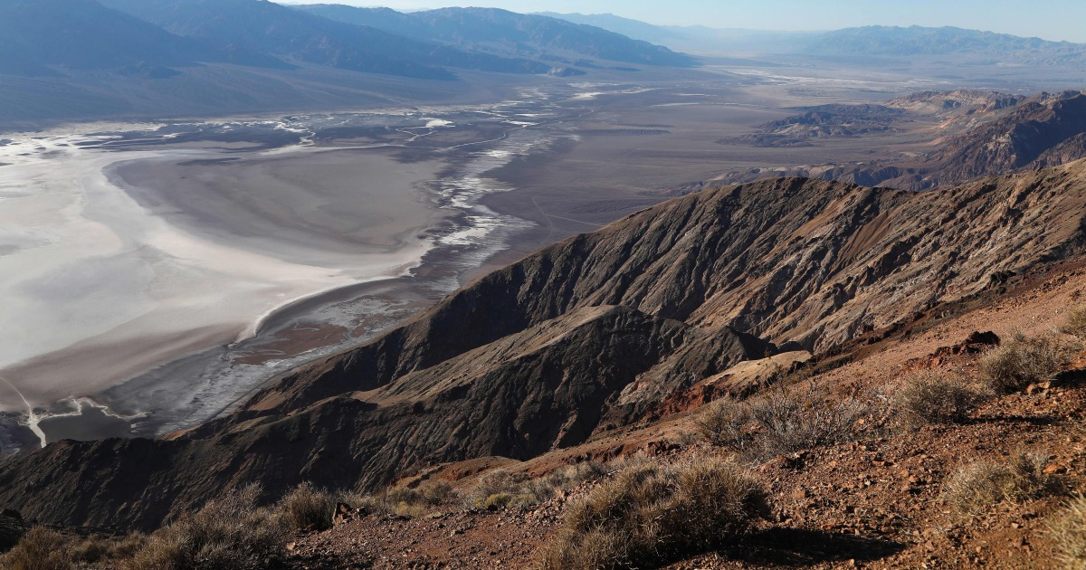 Arizona congressional aide found dead girlfriend rescued in Death Valley National Park – NBC News