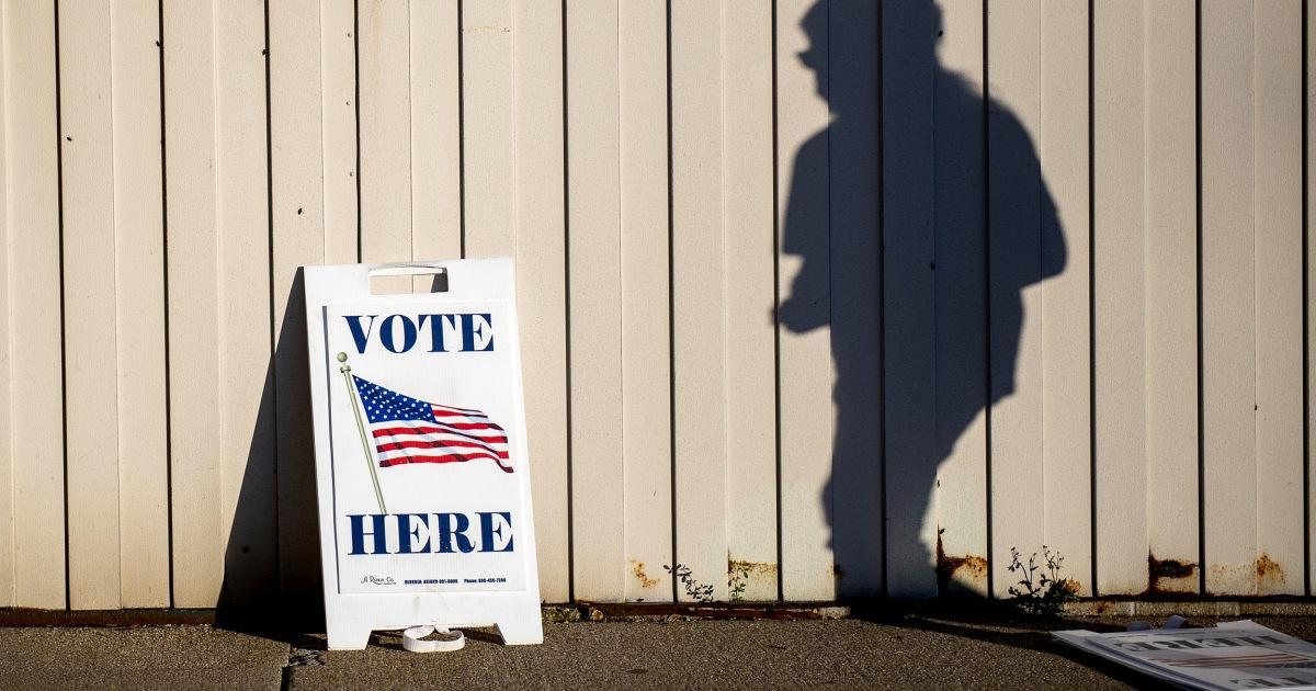 Democrats face filibuster stress test on key voting bill. It's not just Manchin and Sinema. – NBC News