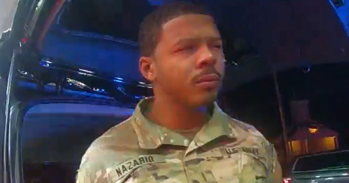 Virginia authorities to investigate police who threatened Black Army officer