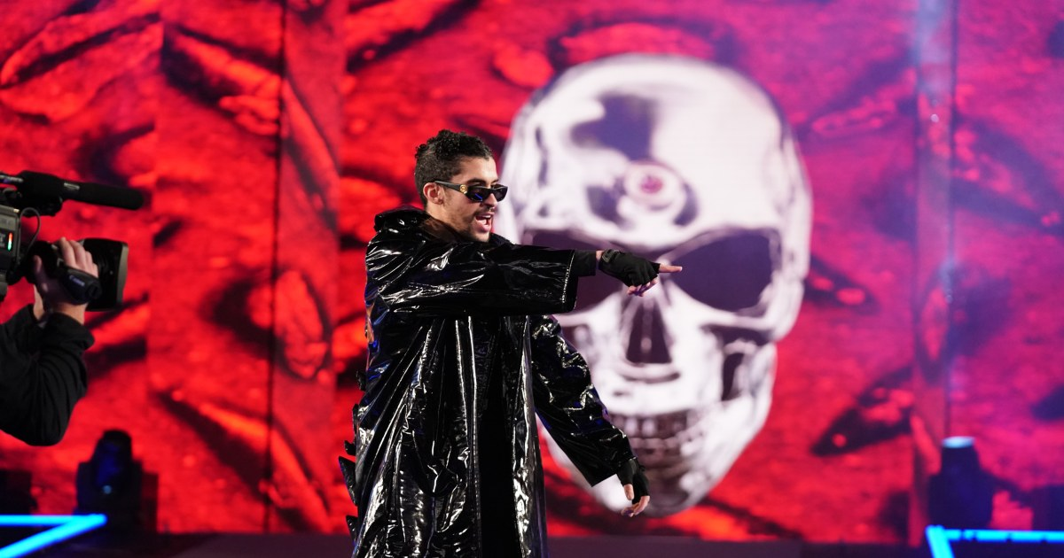 At WWE's WrestleMania 37, Bad Bunny fought for his honor in the ring — and Puerto Ricans'