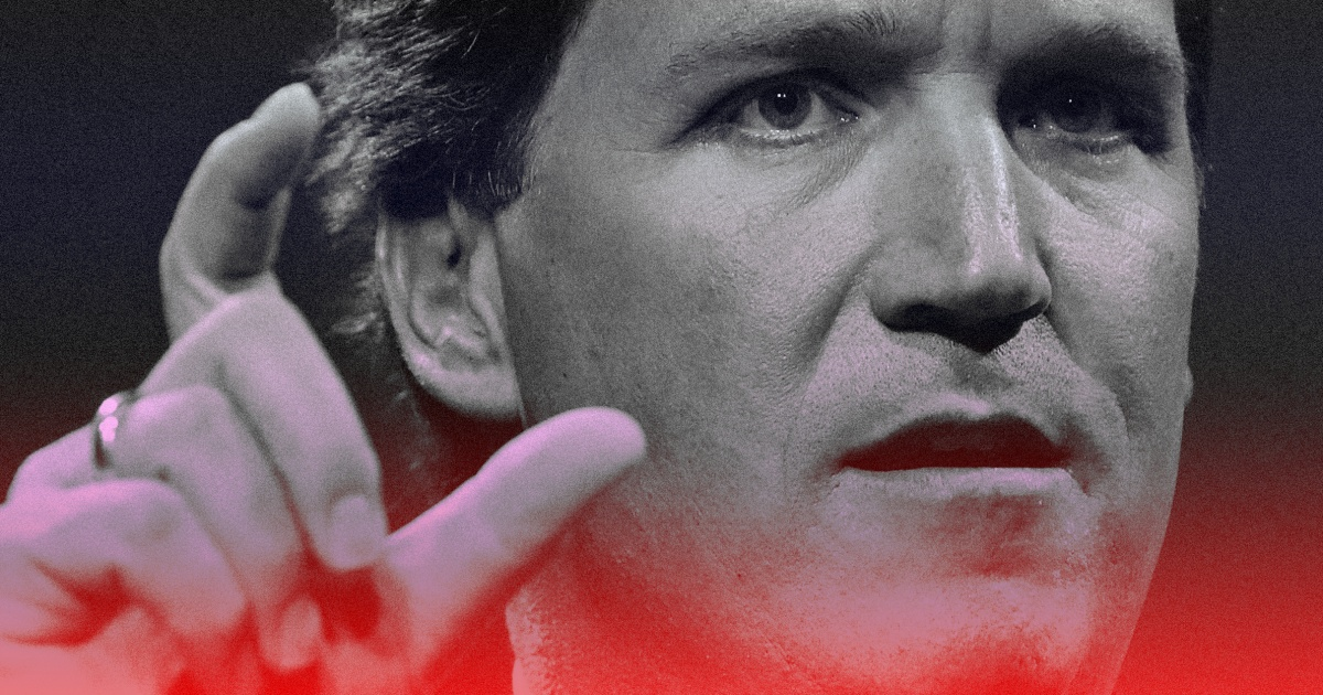 The truth behind Tucker Carlson's replacement theory vitriol