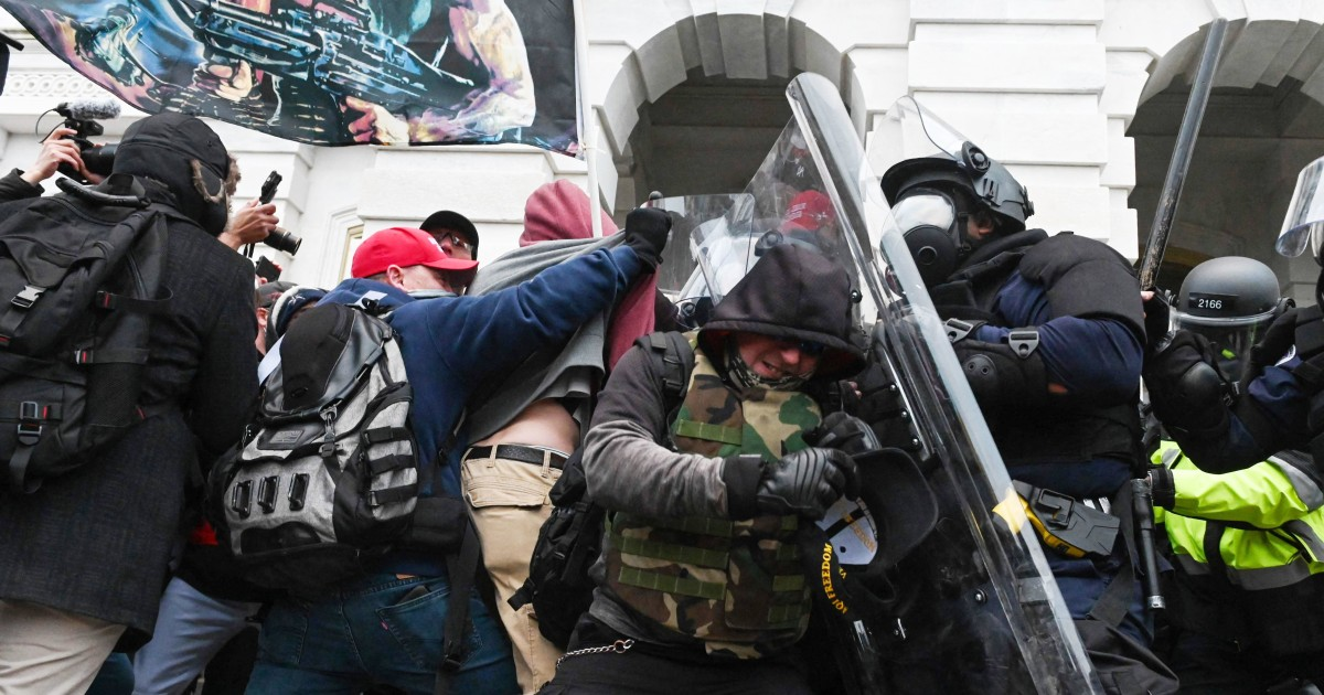 Capitol Police ignored intelligence warnings ahead of Jan. 6 riots, watchdog report finds