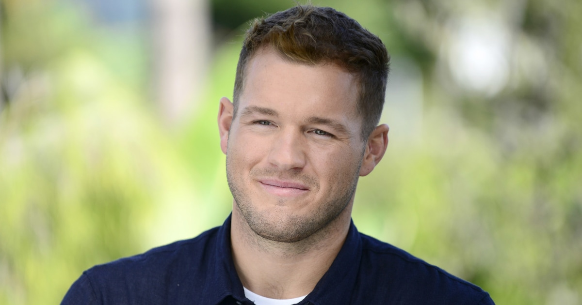 Former 'Bachelor' Colton Underwood is getting his own Netflix show – NBC News