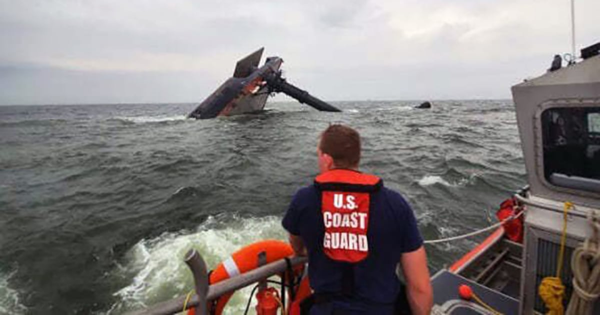 12 still missing in Louisiana capsizing as Coast Guard declares 'major marine casualty' – NBC News