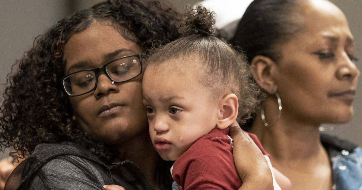 Mother of Daunte Wright's child grieves his fatherless future