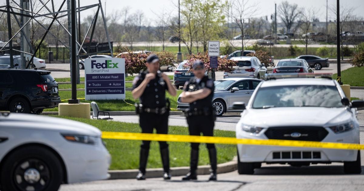 FedEx workplace shooting deadliest since start of pandemic
