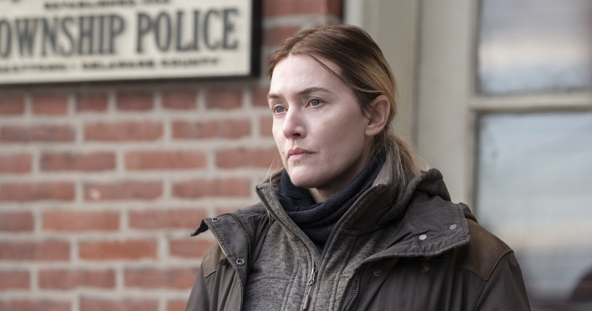 In HBO Max's 'Mare of Easttown,' Kate Winslet's detective has to solve a crime and fix her life