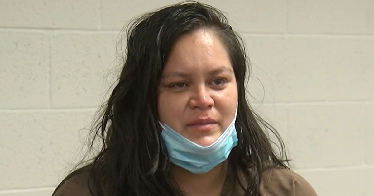 Mother says she killed her three children to protect them from abuse