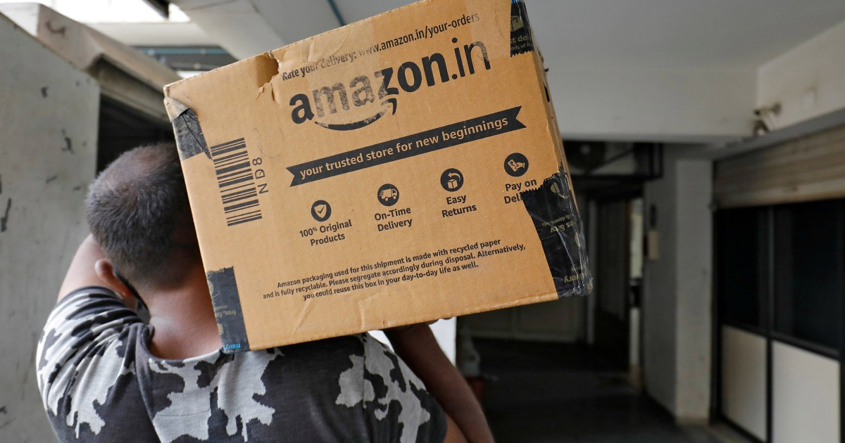 Amazon ramps up purchases of renewable energy amid worker battle on climate change
