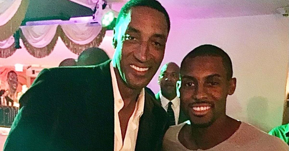 Hall of Fame basketball player Scottie Pippen's son dies at 33