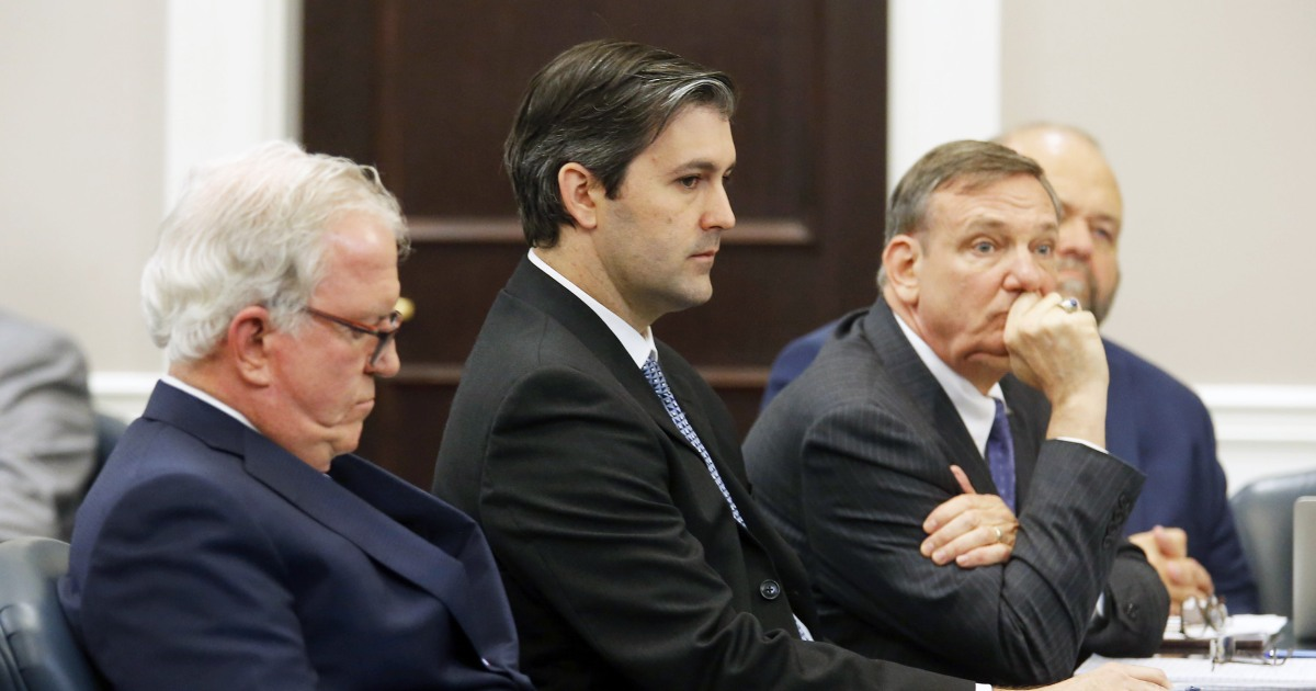 Judge upholds 20-year sentence for former South Carolina officer who killed Black man thumbnail