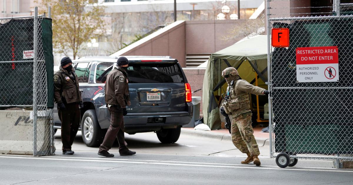 Derek Chauvin trial: Minneapolis and a nation anxiously await verdict - NBC News