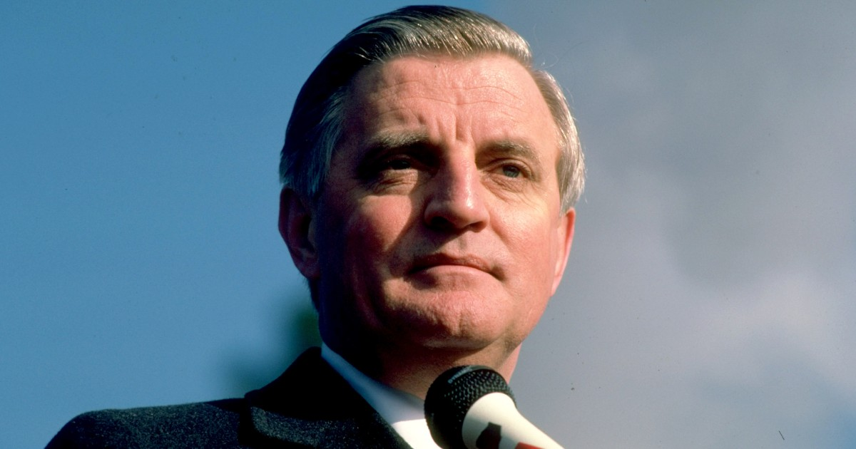 Walter Mondale former vice president dies at 93 – NBC News