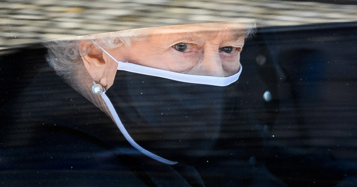 Queen marks 95th birthday in private days after husband's funeral