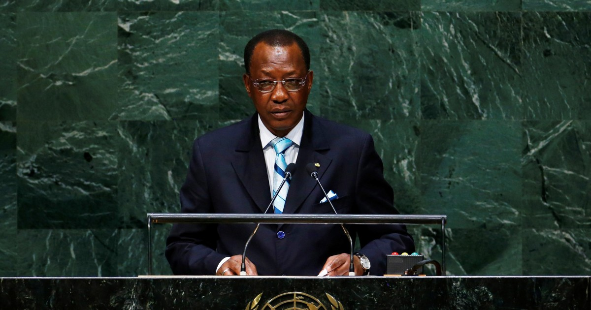 Chad President Idriss Deby dies on the front lines, son to take over, the army says