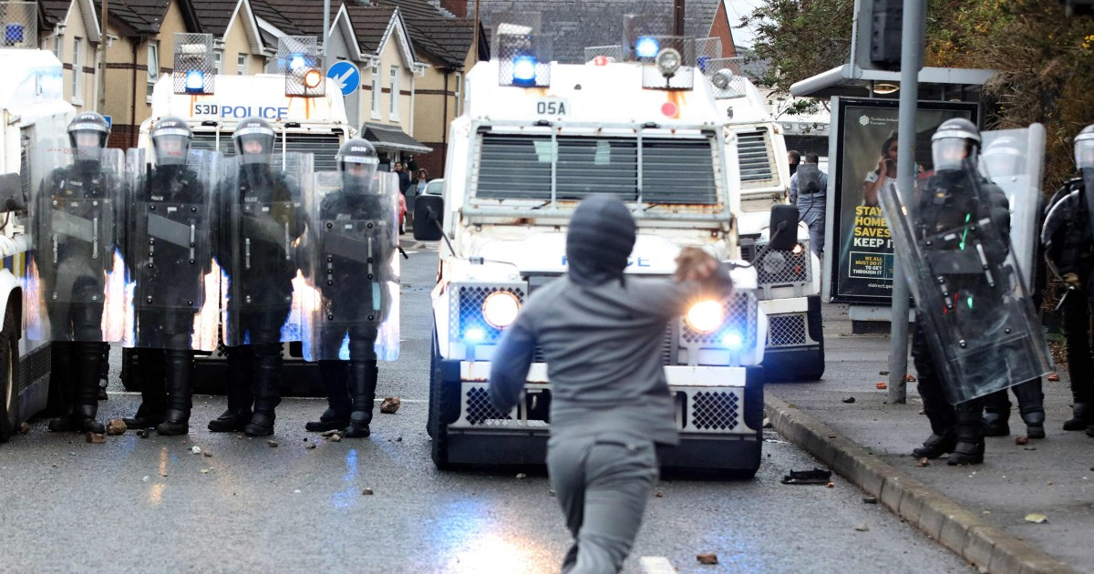 What's behind the renewed violence in Northern Ireland?