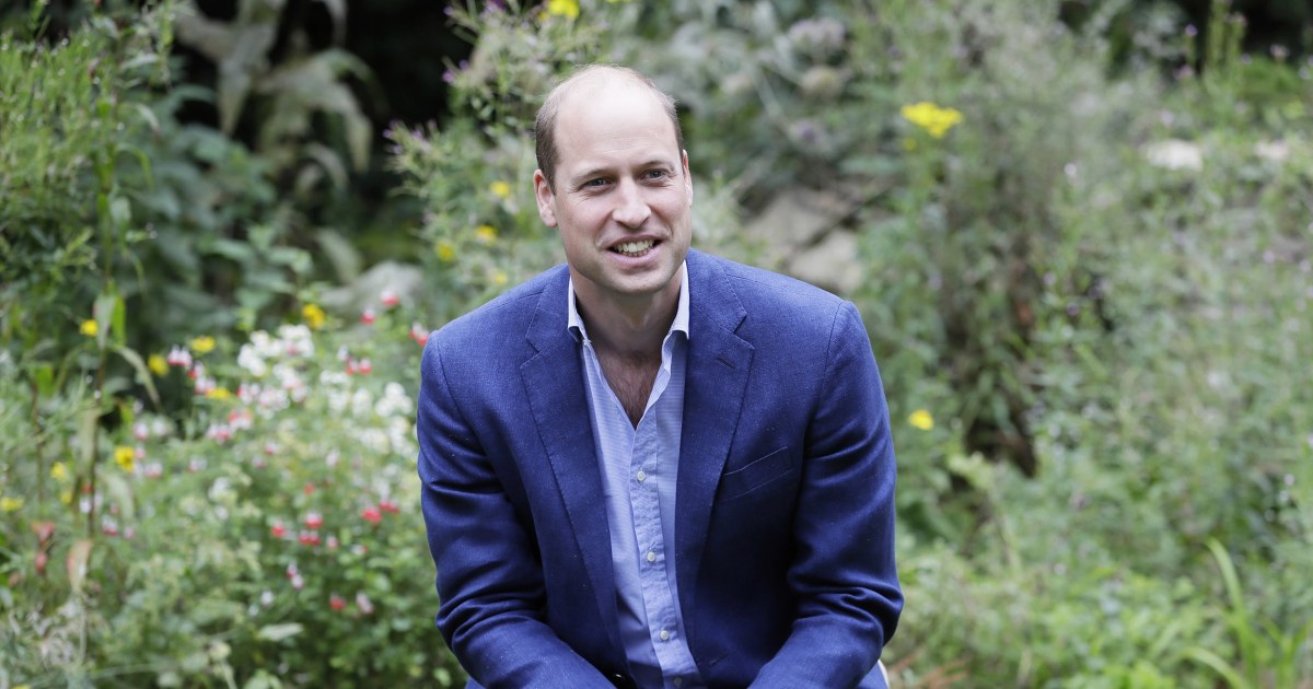 'Give the Earth a shot': Prince William, celebs urge Covid spirit in climate fight