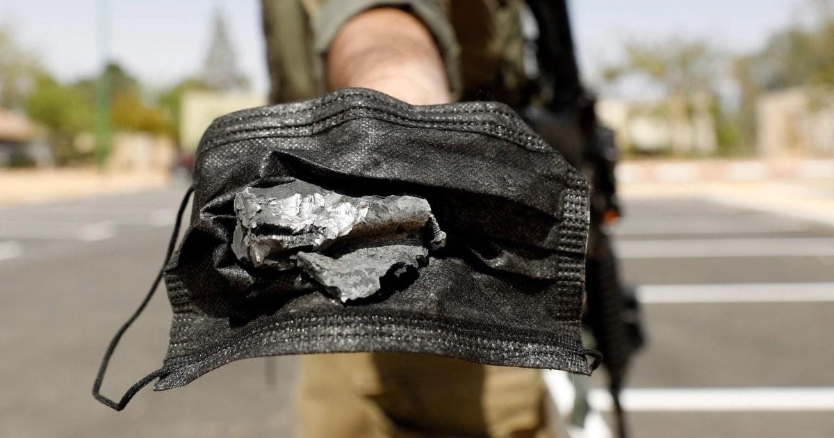 Syrian missile explodes near Israeli nuclear reactor, Israel retaliates