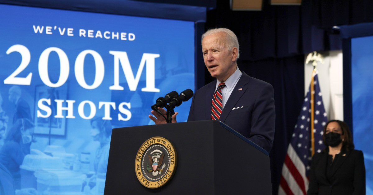 Biden got 200 million shots in arms, but what's next may be harder